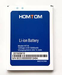 Аккумулятор оригинальный для Homtom HT16 / HT16 Pro  батарея