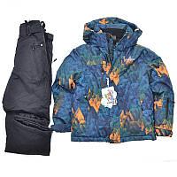 Детский зимний термокостюм для мальчика SNOWEST 128-164
