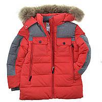 Детская зимняя куртка для мальчика Anernuo, 130-170