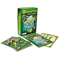 Семейная настольная игра Каркассон Амазонка