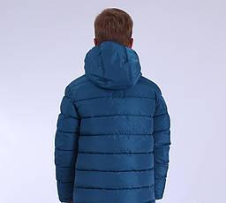 Куртка зимняя, для мальчика от Snow Image 901, от 140 по 164, фото 2