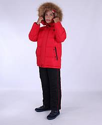 Детский зимний комбинезон для мальчика от Snow Image 505, 92, 98, 104