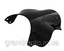 Вітрове лобове скло для мотоцикла Givi чорне