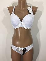 Комплект нижнего белья женский 9070 белый