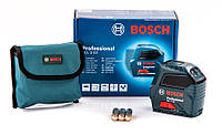 Лазерный уровень (нивелир) Bosch GLL 2-10 с официальной гарантией 36 месяцев, фото 1
