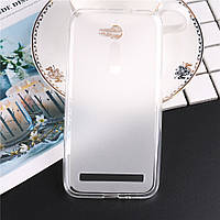 Чехол Бампер для ASUS ZenFone Go ZB500KL / ZB500KG / x00bd Оригинальный белый