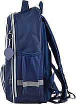 Рюкзак школьный OX 373 синий 555701 YES, фото 3
