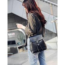 Рюкзак женский Jennyfer EX черный, фото 3
