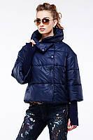 Демисезонная модная куртка грейс рукав с довязом