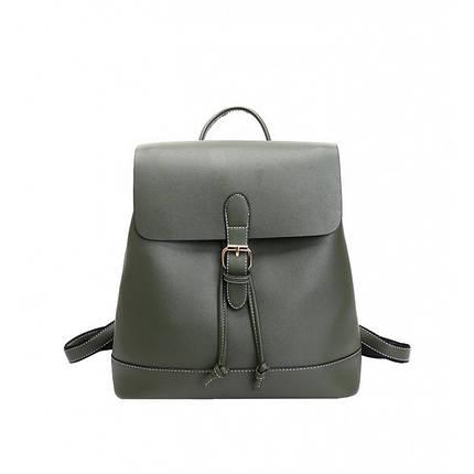 Рюкзак женский Jennyfer EX зеленый, фото 2