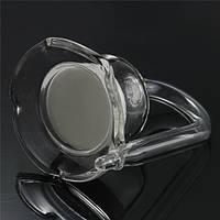 Стеклянный цветок дизайн аквариума живой мох завода танк co2 диффузор