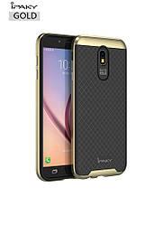 Чехол Ipaky для Samsung J5 2017 J530 J530H бампер оригинальный Gold
