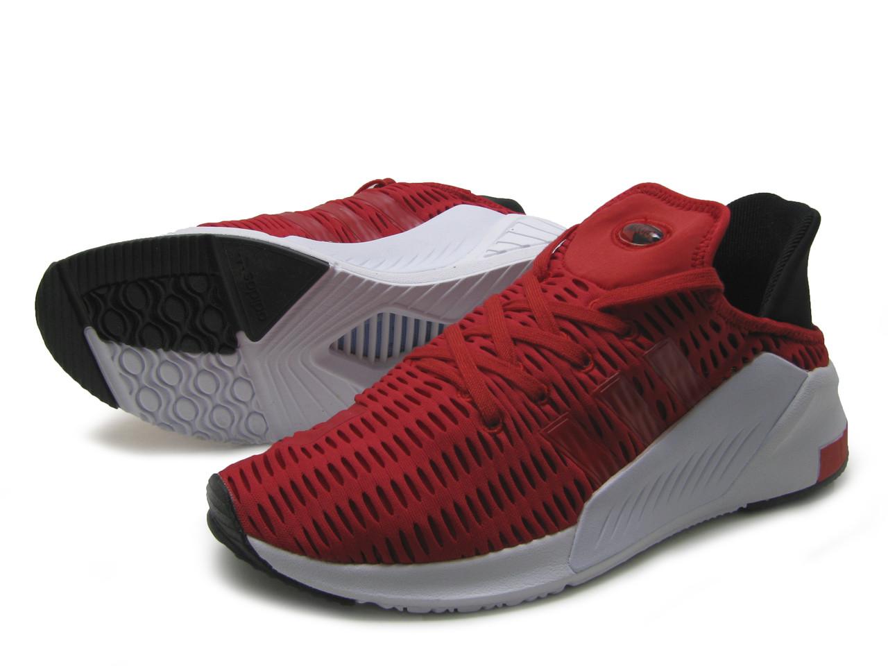 Кроссовки мужские Adidas ADV Красно-белый