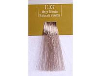 Barex Крем-краска для волос с маслом Карите Permesse тон 11.07 Ультрасветлый блондин натуральный фиолетовый