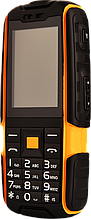 NO.1 A9 black-orange IP67