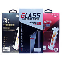 Защитное стекло 2D Samsung J5 Prime Белое