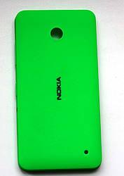 Задняя крышка Nokia Lumia 630 635 зеленая панель
