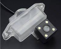 Штатная камера заднего вида для Mitsubishi Lancer/Pajero
