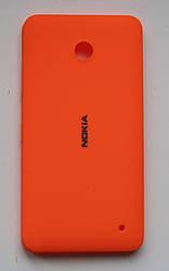 Задняя крышка для Nokia lumia 630, 635 оранжевая панель