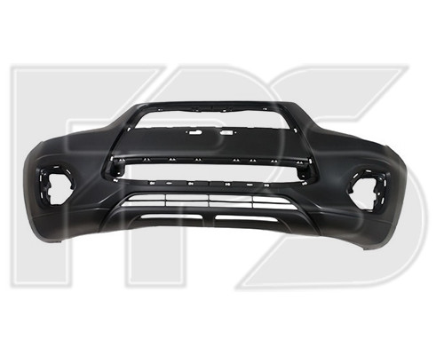 Передний бампер Mitsubishi ASX 13-  6400F701