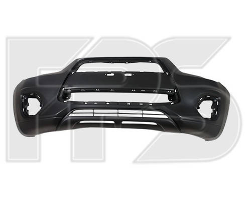 Передний бампер Mitsubishi ASX 13- , фото 2