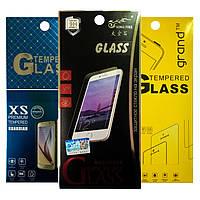 Защитное стекло Microsoft Lumia 550 (техпак)