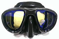 Подводная маска с просветлёнными стёклами BS Diver Ghost