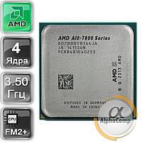 Процессор AMD A10-7800 (4×3.50GHz/4Mb/FM2+) БУ