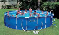 Intex Бассейн каркасный 28252 549-122 см