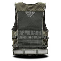 Разгрузочный жилет Армейский (ARMY) OLIVE, фото 3