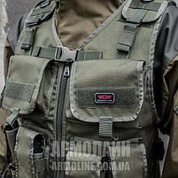 Разгрузочный жилет Армейский (ARMY) OLIVE, фото 4
