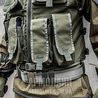 Разгрузочный жилет Армейский (ARMY) OLIVE, фото 5