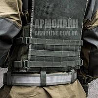 Разгрузочный жилет Армейский (ARMY) OLIVE, фото 6