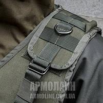 Разгрузочный жилет Армейский (ARMY) OLIVE, фото 7