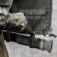 Разгрузочный жилет Армейский (ARMY) OLIVE, фото 9