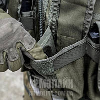 Разгрузочный жилет Армейский (ARMY) OLIVE, фото 10
