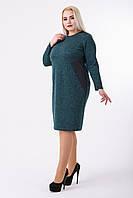 Платье женское Угол №2 (зелёный), фото 1