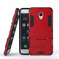 Чехол Бампер для Meizu M5C Броня Red