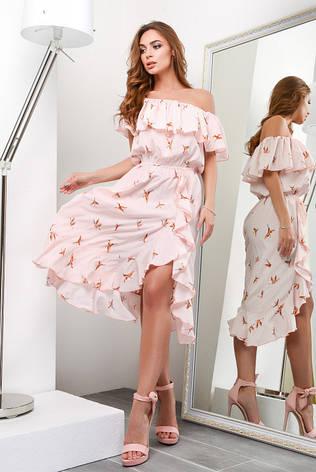 Платье женское  KP-10045-15, фото 2