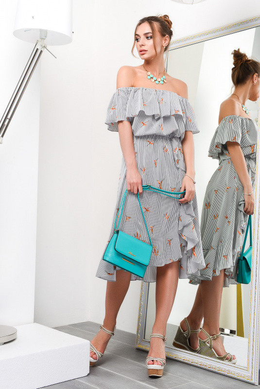 Платье женское  KP-10045-4