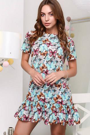 Платье женское  KP-10060-7, фото 2