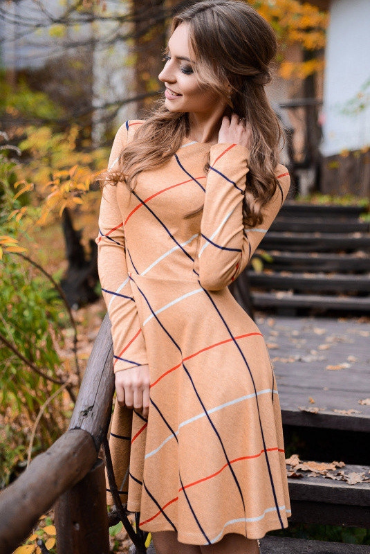 Платье женское  KP-5833