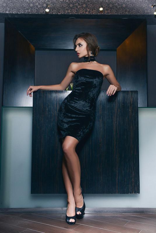 Платье женское  KP-5850