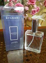 Мужской мини парфюм Aqva Pour Homme Bvlgari 30 ml(реплика)