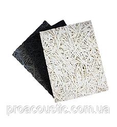 Звукоізоляційні плити акустичні Kinoboard pro 1200х600х16мм