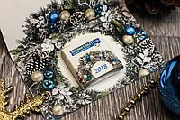 Открытка с шоколадкой 5г с Вашим логотипом от 200 наборов, фото 1