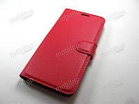 Чехол книжка Xiaomi Redmi 5 (красный), фото 1