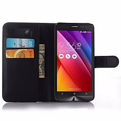 Чехол для Asus ZenFone 2 Laser ZE500KL ZE500KG книжка кожа PU