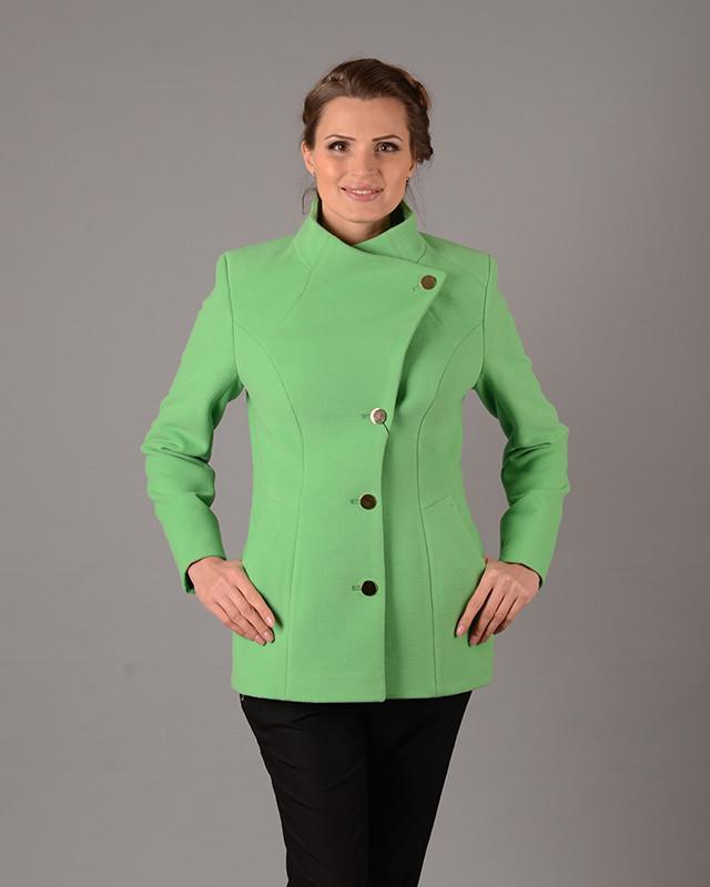 Пальто женское демисезонное 44-50, 1204