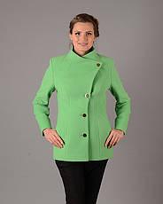 Пальто женское демисезонное 44-52, 1204, фото 2